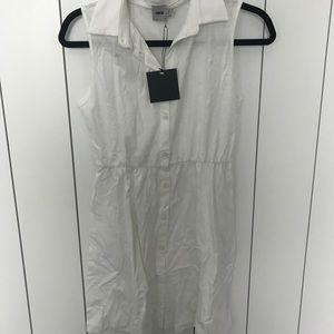 Polo Tee Shirt Dress